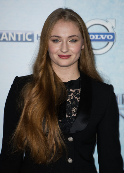 Sophie Turner Hair