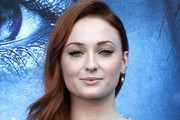 Sophie Turner Side Sweep