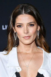 Ashley Greene looked beautiful with her subtly wavy 'do at the special screening of 'Bombshell.'