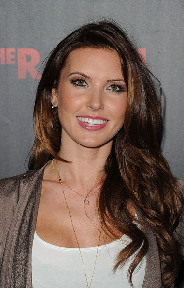 More Pics of Audrina Patridge Berry Lipstick (4 of 11) - Audrina Patridge Lookbook - StyleBistro