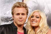 Spencer Pratt Short Curls