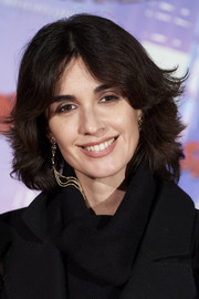Paz Vega kept it casual with these flippy waves at the 'Spider-Man: Un Nuevo Universo' Madrid premiere.