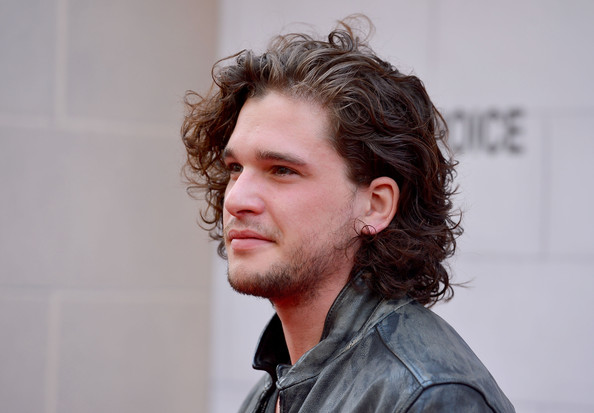 More Pics of Kit Harington Skinny Jeans (1 of 6) - Kit Harington Lookbook - StyleBistro