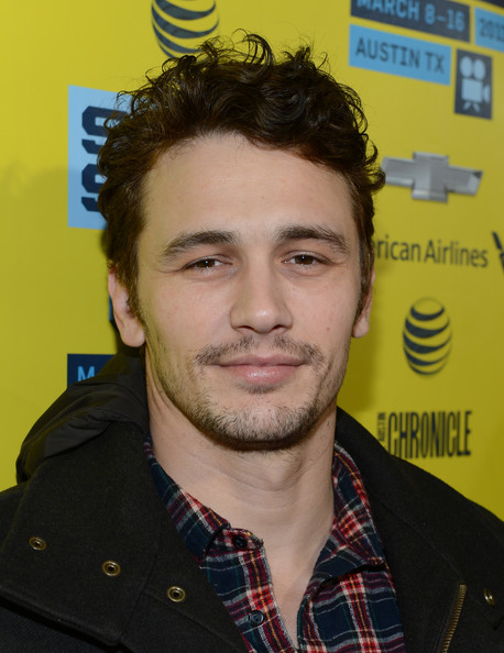 More Pics of James Franco Zip-up Jacket (1 of 5) - James Franco Lookbook - StyleBistro