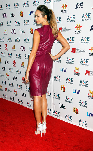 Arrivals at the A&E Networks Upfront