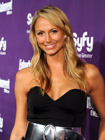 Stacy Keibler Long Curls