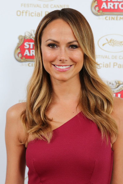 Stacy Keibler Long Wavy Cut