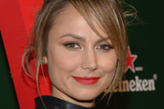 Stacy Keibler Red Lipstick