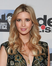 Ivanka Trump showed off her lovely blonde locks at the 'All-Star Celebrity Apprentice' finale in NYC.