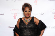 Star Jones Mermaid Gown
