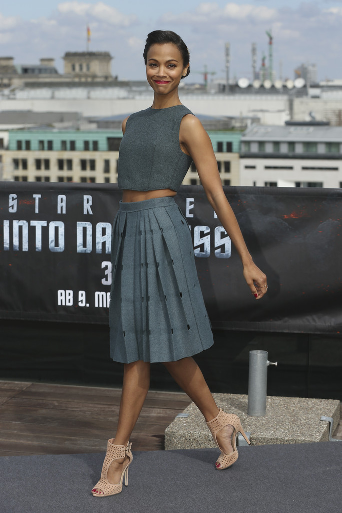 'Star Trek Into Darkness' Photocall