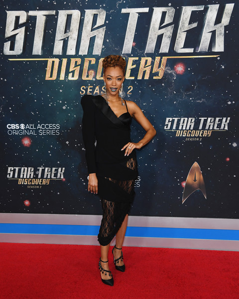 Look of the Day: January 18th, Sonequa Martin-Green