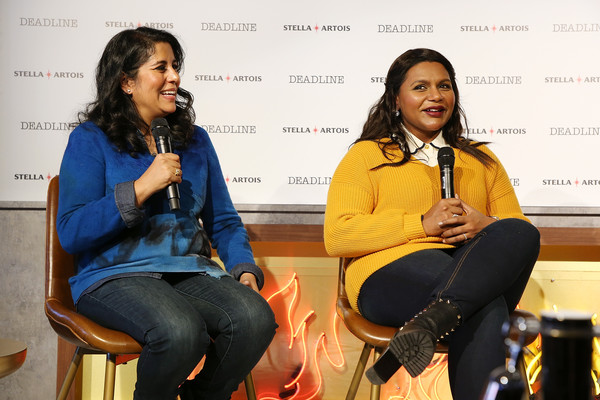 More Pics of Mindy Kaling Studded Boots (1 of 12) - Studded Boots Lookbook - StyleBistro