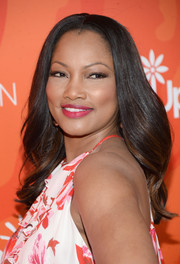 Garcelle Beauvais showed off a beautiful wavy hairstyle at the Inspiration Awards.