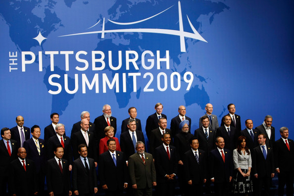 World Leaders Gather For G20 Summit In Pittsburgh
