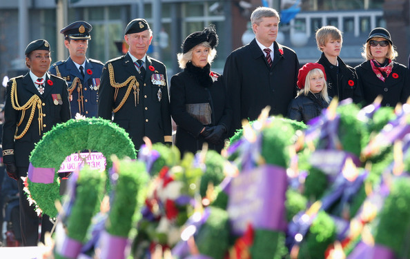 The Prince Of Wales And Duchess Of Cornwall Visit Canada - Day 10