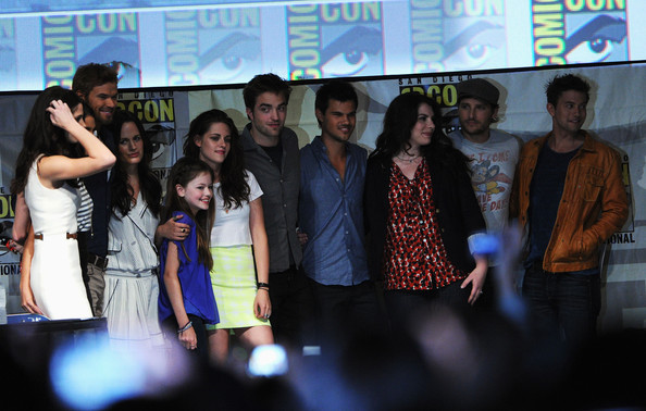 "Comic-Con International 2012 - ""The Twilight Saga: Breaking Dawn - Part 2"" Panel"