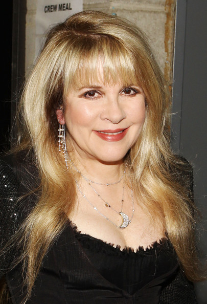 Stevie Nicks Diamond Pendant