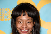 Sufe Bradshaw Long Wavy Cut with Bangs