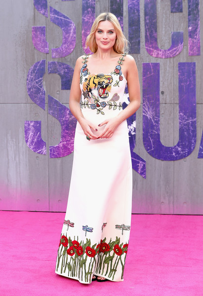 Look of the Day: August 4th, Margot Robbie