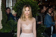 Suki Waterhouse Envelope Clutch