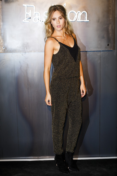 Suki Waterhouse Jumpsuit