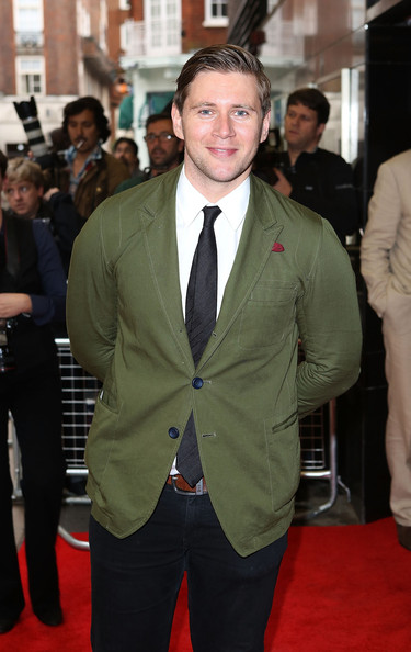 More Pics of Allen Leech Blazer (1 of 2) - Allen Leech Lookbook - StyleBistro