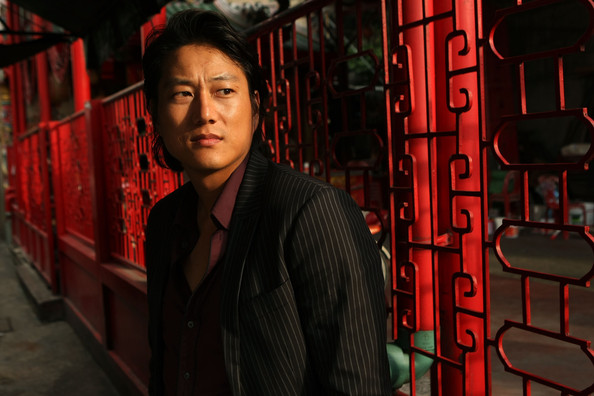 Sung Kang Clothes
