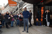 Superdry Launch AW15 Premium Menswear Collection - Photocall