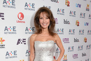 Susan Lucci Strapless Dress