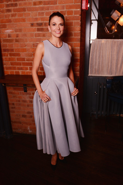 Sutton Foster Cocktail Dress