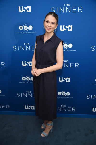 Sutton Foster Shirtdress