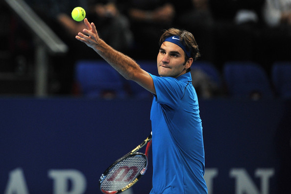 More Pics of Roger Federer Athletic Top (1 of 11) - Athletic Top Lookbook - StyleBistro