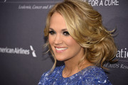 Musician Carrie Underwood, recipient of the Artist Achievement Award, attends the T.J. Martell Foundation's 38th Annual Honors Gala at Cipriani 42nd Street on October 22, 2013 in New York City.