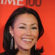 Ann Curry's Medium-Length Bob
