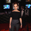 Look of the Day: Emma Watson's Tailored Separates
