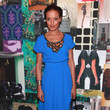 Selita Ebanks at Tracy Reese