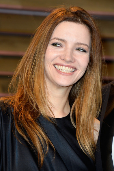 Talulah Riley Hair