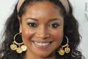 Tamala Jones Gold Dangle Earrings