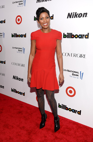 Tamron Hall Clothes
