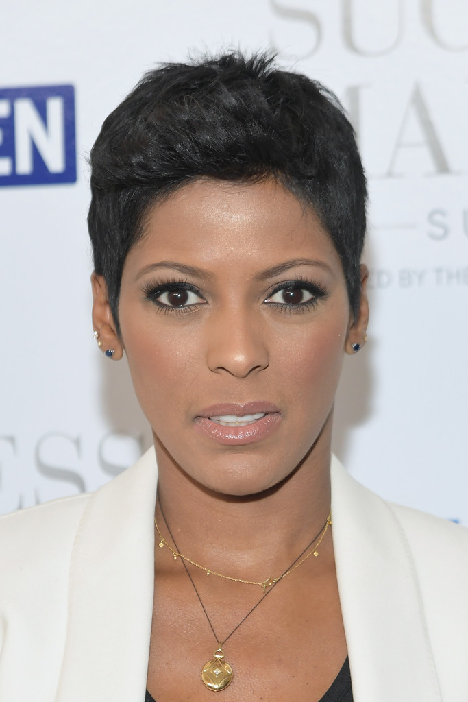 Tamron Hall Boy Cut Short Hairstyles Lookbook Stylebistro