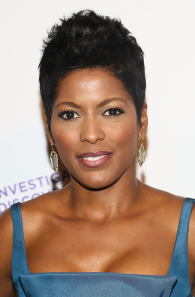 Tamron Hall Fauxhawk [hair,face,hairstyle,eyebrow,shoulder,black hair,chin,beauty,lip,forehead,tamron hall,inspire a difference awards,new york city,investigation discovery]