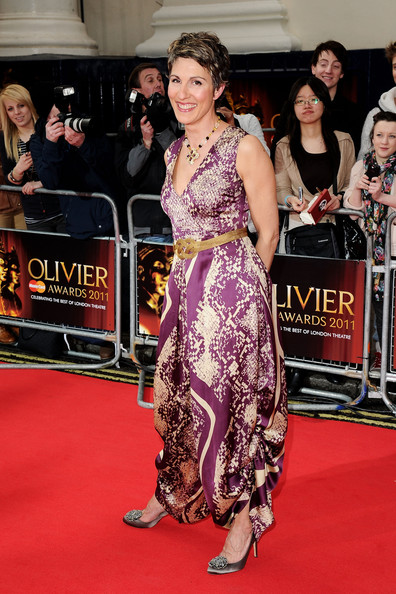 Tamsin Greig Jumpsuit