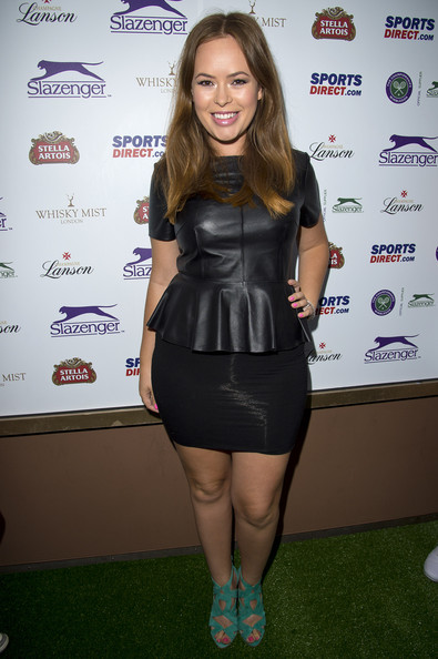 Tanya Burr Mini Skirt