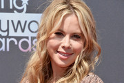 Tara Lipinski Long Wavy Cut