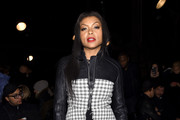 Taraji P. Henson Leather Jacket