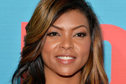 Taraji P. Henson Long Side Part