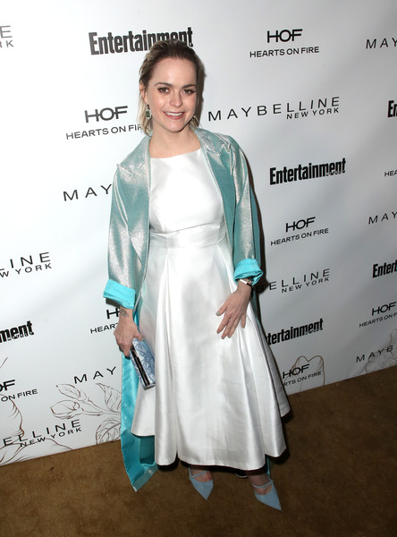 Taryn Manning Evening Coat