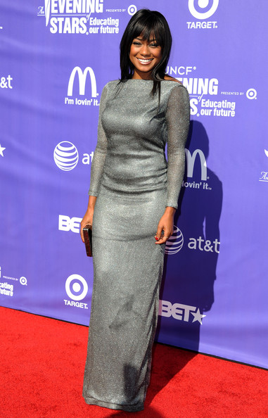 Tatyana Ali Evening Dress