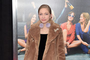 Tavi Gevinson Faux Fur Coat